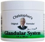 Dr. Christopher'S, Ointment Glandular System - 2 Oz
