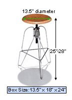 Covey Model Six Stool By Jeff Covey Aluminum Top Cheap
