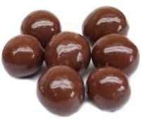 Milk Chocolate Pretzel Balls - 1 Pound