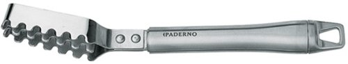 Paderno World Cuisine Fish Scaler, Stainless Steel Blade & Handle, 8 5/8