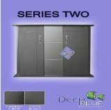 Deep Blue Professional ADB26055 Aquarium Cabinet, Series II, 48 by 13-Inch, Black/Carbon Fiber
