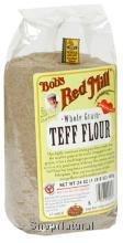 Flour, Teff, 24 oz.