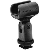 Sennheiser Mzq6 Shotgun Microphone Holder For Video Camera Accessory Shoes.