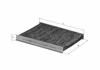 Filter Innenraumluft CITROËN - Mahle LAK 153