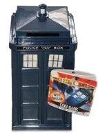 DR WHO TARDIS COIN BOX  MONEY BOX