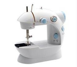 Review Of Michley Lil' Sew & Sew LSS-202 Combo Mini Sewing Machine, Electrical Scissors and 42-P...