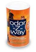 New Odorzway Odor-Z-Way-14 Ounce Environmentally Safe Effective Pet Eliminator Durable High Quality