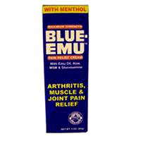 Buy Blue-Emu Maximum Strength Formula Pain Relief Cream - 3 oz (NFI DIETARY SUPPLEMENTS., Health & Personal Care, Products, Health Care, Pain Relievers, Rubs & Ointments)