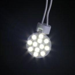 G4 2.4W Smd505012-Led 2800-3500K Warm White 192Lm Led Light (Dc12V)