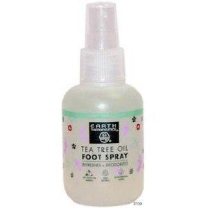 Tea Tree Oil Foot Spray 0 Spray