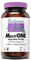 Bluebonnet - Multi One Iron Free - 120 Vegcap Kosher,Gluten-Free front-440285