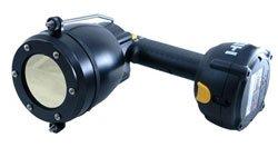 Rechargeable Hid Handheld Light - 35 Watts - Ir850 Covert Lens - 4000' Spot Beam - Spot/Flood Combo