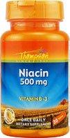 Niacin 500Mg 30T