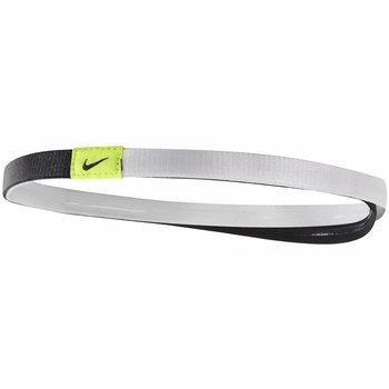 Nike Satin Twist Headband - Black/White (Nike Power Band compare prices)