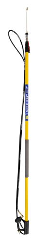 24' Super Heavy-Duty Pressure Washer Telescoping Extension Wand W/ Belt Kit, Leverlock picture