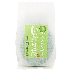 豆腐の盛田屋 薬用どくだみ 豆乳せっけん 自然生活 100g