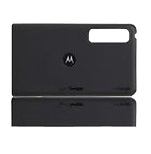 OEM XT862 MOTOROLA DROID 3 BLACK BATTERY DOOR BACK COVER STANDARD