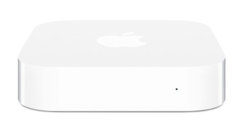 Apple AirPort Clear-cut Base Station (MC414LL/A)