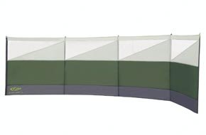 Breeze Blocker DLX û 5 Pole - Green