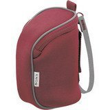 Sony Carrying Pouch for Sony Handycam Camcorder - Red