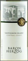 Baron Herzog Sauvignon Blanc 2011 750Ml