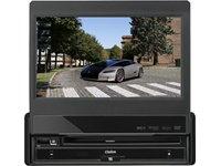 """Clarion VZ709E Station multimédia DVD avec écran tactile 7"""""""