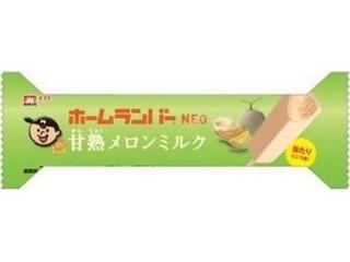 メイトー ホームランバーNEO 甘熟メロンミルク 24入