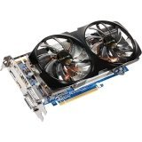 GIGABYTE GeForce GTX 670 WINDFORCE 2X OC Edition 2048MB GDDR5 PCI-Express 3.0 2x DVI/HDMI/DP SLI Ready Graphics Card GV-N670WF2-2GD
