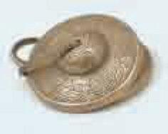 Engraved Dragons Tibetan Cymbals (Tingsha)