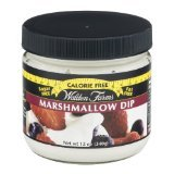 Walden Farms Calorie Free Dip Marshmallow -- 12 oz - 1