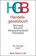 Buchseite und Rezensionen zu 'Handelsgesetzbuch HGB' von Wolfgang Hefermehl