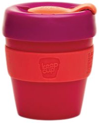 Keepcup The Worlds First Barista Standard 8-Ounce Reusable Cup, Sunrise, Small