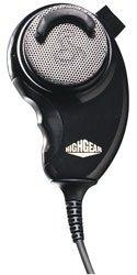 Cobra 4-Pin Highgear Noise Canceling Ergonomic Cb Microphone-Black Incredible Comfort