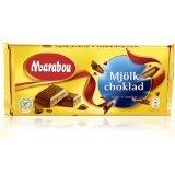 Marabou Milk Chocolate 200g (Pack of 2)
