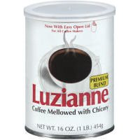 Luzianne Premium Blend Coffee, 16 oz