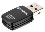 Digisol DG-WN3300N Wireless USB Adapter