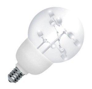 Tcp 09324 - Lg16C120Vwh50K Globe Led Light Bulb