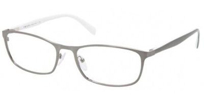 pradaPrada PR51PV Eyeglasses-LAI/1O1 Brushed Gunmetal-56mm