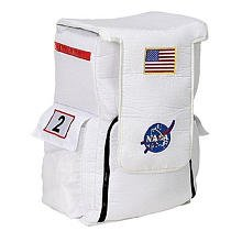 Kids Astronaut Backpack Adjustable Drawstring Bag with Nasa Logo