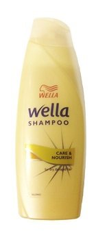 wella balsam conditioner care nourish for dry damaged hair 200ml