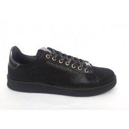 LIU JO SNEAKER C/LACCI S66029 P0257 sneakers donna - Nero, EUR 39