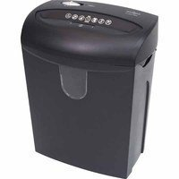 Omnitech 12 Sheet Cross-cut Shredder (Paper Shredder 12 Sheet compare prices)