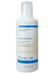 Murad Acne Clarifying Body Spray, Step 2 Treat/Repair,
