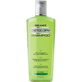 Bergamot Detoxify Shampoo Washes Off Chemical - 200 Ml