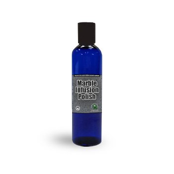 Marble Infusion Polish: Marble Polish 8oz concentrated formula. Official Green Bean Marble Counter Top Polish