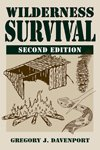img - for by Gregory J. Davenport Wilderness Survival(text only)2nd(Second) edition [Paperback]2006 book / textbook / text book