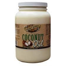 Golden Barrel Refined, Non-hydrogenated Coconut Oil 96 Fl Oz (3 Qt) (Hydrogenated Oil compare prices)
