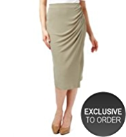 Twiggy for M&S Collection Pull On Drape Skirt
