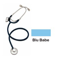 Adult Single Head Stethoscope by MDF Instruments Direct, BluBabe - 1 Ea