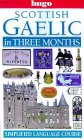 Scottish Gaelic in Three Months (Hugo)